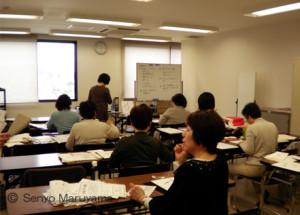 近鉄文化サロン奈良 デザイン書道 講習会