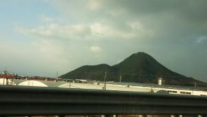 滋賀 近江富士 近江八幡