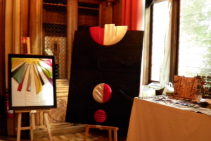 ESMOD PARIS 展示 作品 革